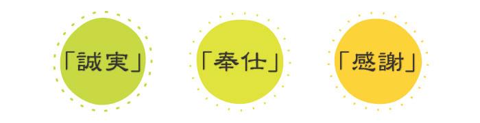 社会福祉法人甘木山学園理念